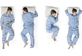 Wat is de beste slaaphouding for Baby op zij slapen kussen