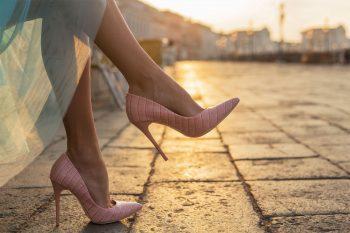Voorkom voetklachten, draag goede schoenen