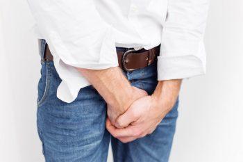 Moeilijk plassen door een vergrote prostaat