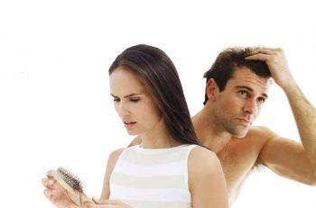 Tips tegen haaruitval vrouwen en mannen