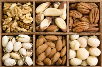 Waarom noten gezond zijn