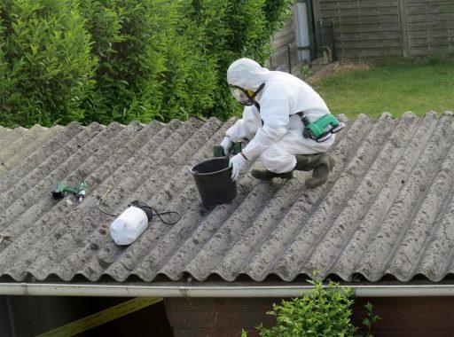 Genoeg Asbestgolfplaten gebroken - Medische Forum - Dokter.nl MB74