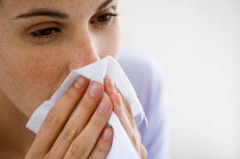 Tips tegen een verstopte neus