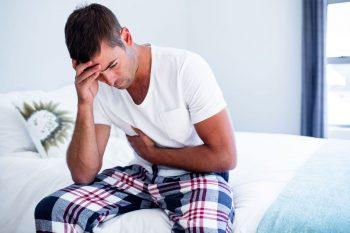 Dyspepsie: een opgeblazen gevoel van de maag