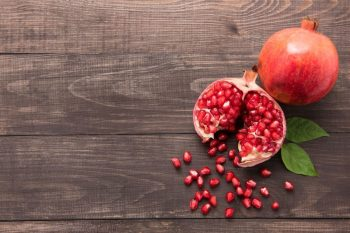 Granaatappel: superfruit of niet?