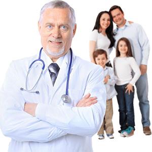 doktergezondheidsonderzoek