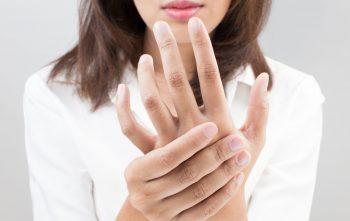 Sclerodermie, herken de symptomen
