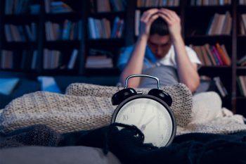 Slapeloosheid: Als slapen maar niet lukken wilt