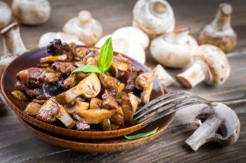 Gezondheidsvoordelen van een champignon