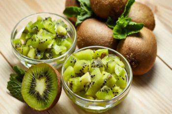 De gezondheidsvoordelen van een kiwi