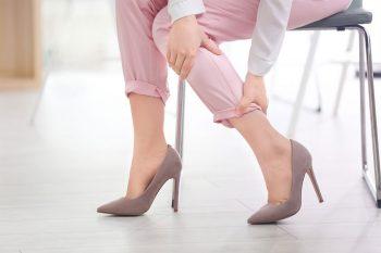 Pijnlijke benen? Misschien heb je dan CVI