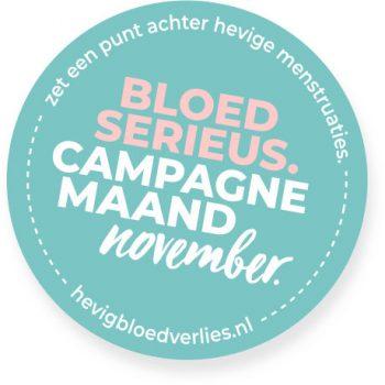 Bloedserieus campagnemaand november