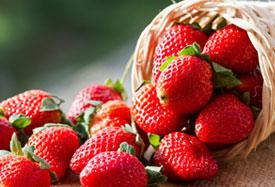 Aardbeien lekker én gezond