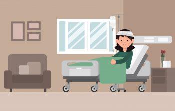 Opgenomen in het ziekenhuis? Deze kosten worden vergoed