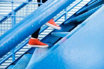 Waarom is traplopen gezond?