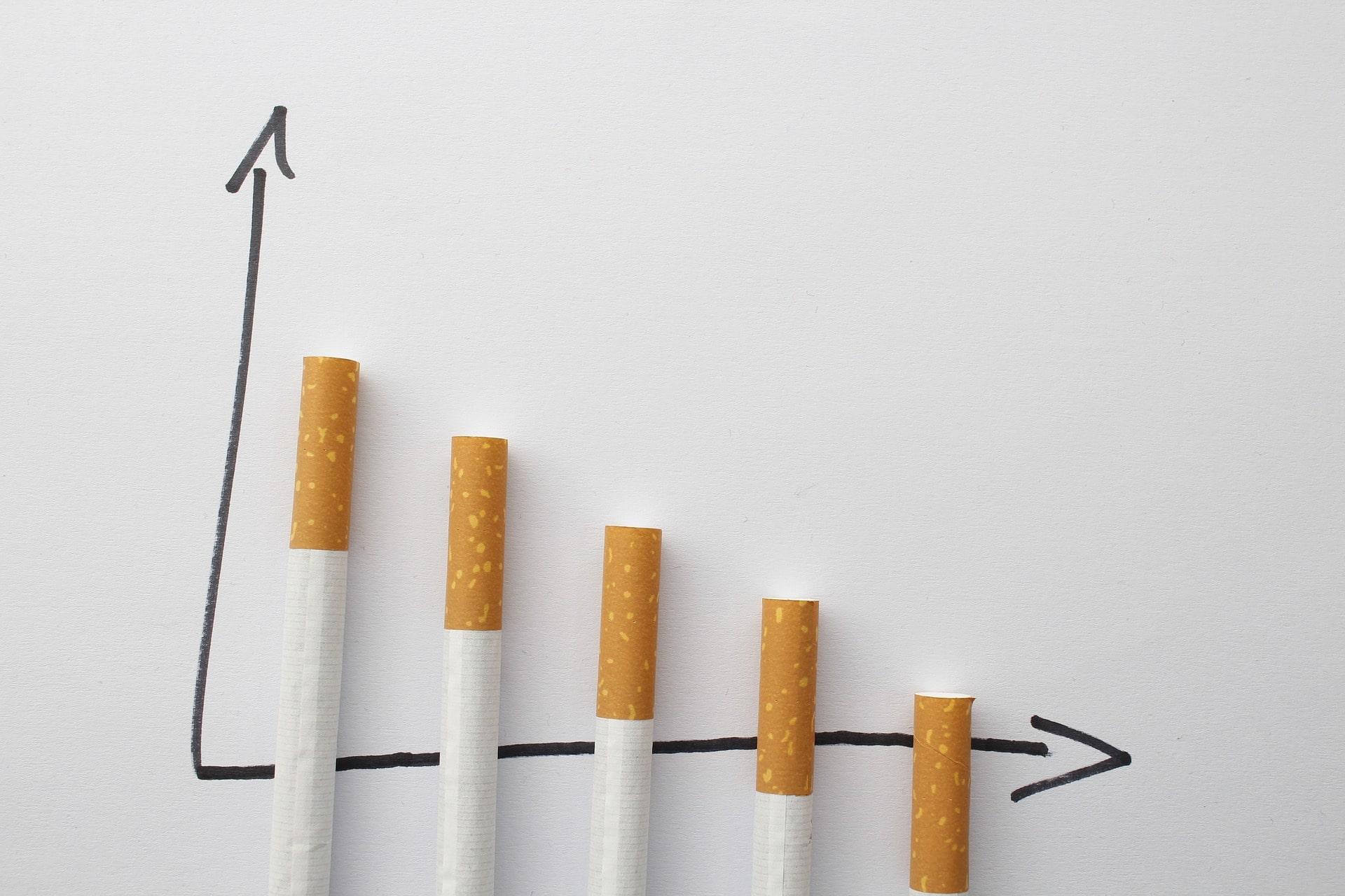 Kan ik ook minderen met roken in plaats van stoppen?